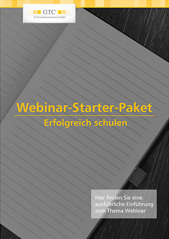 Webinar-Starter-Paket