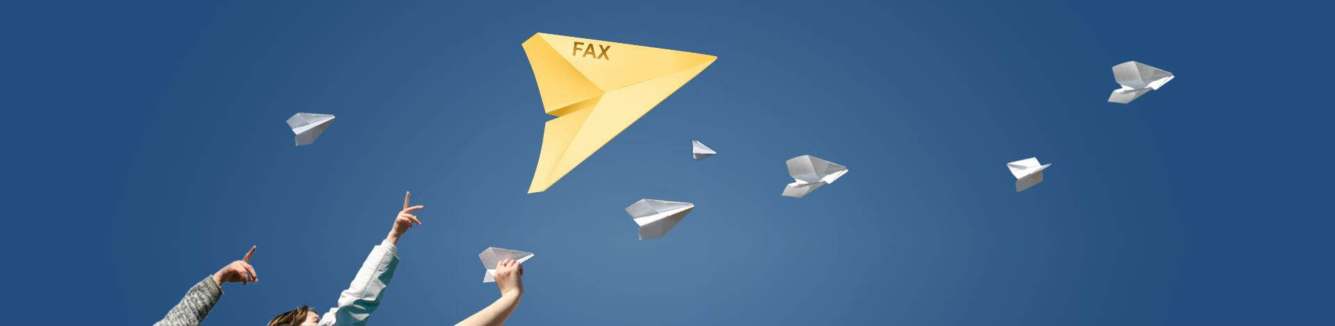 Fax broadcast